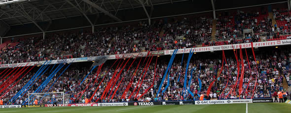 Welcome to the Crystal Palace Supporters' Trust